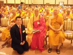 members of Sangha Supreme Council